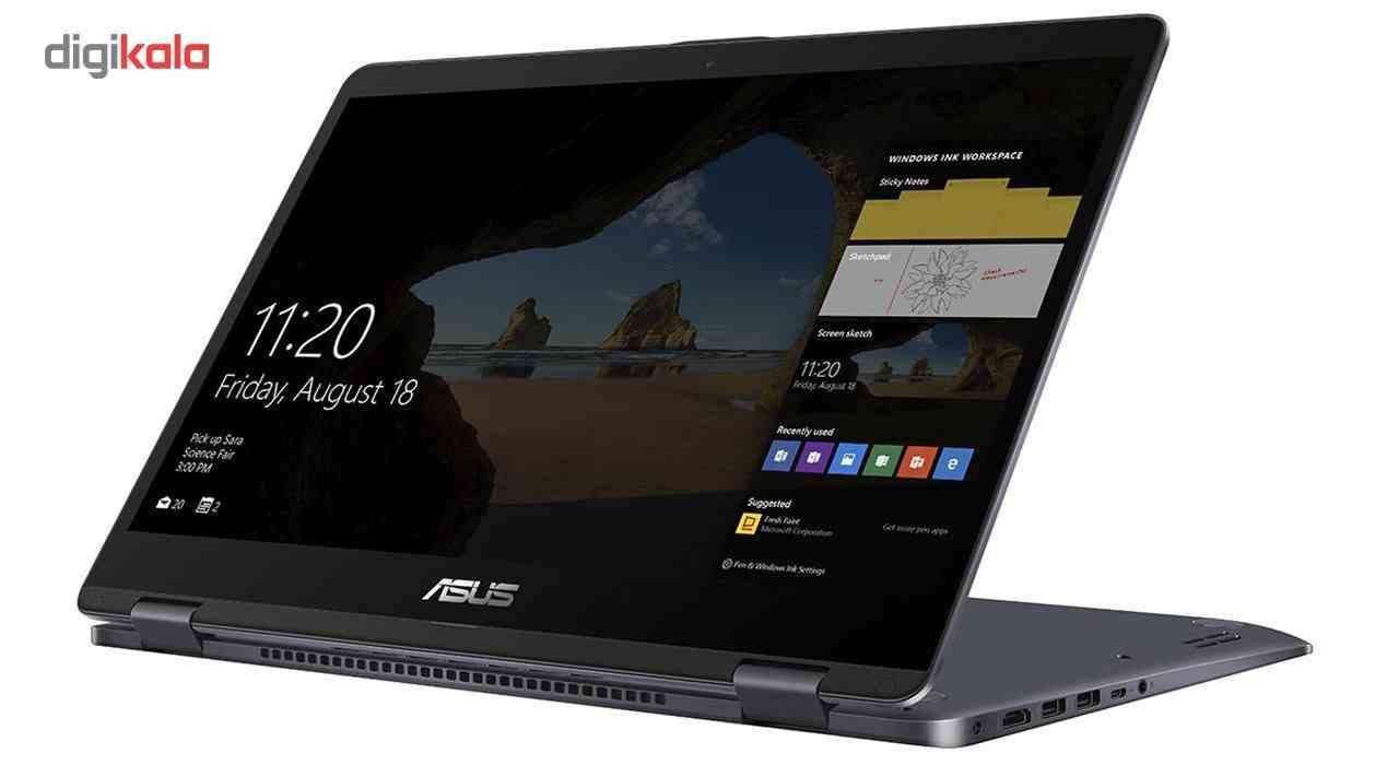 لپ تاپ 15 اینچی ایسوس مدل VivoBook Flip TP510UQ – C