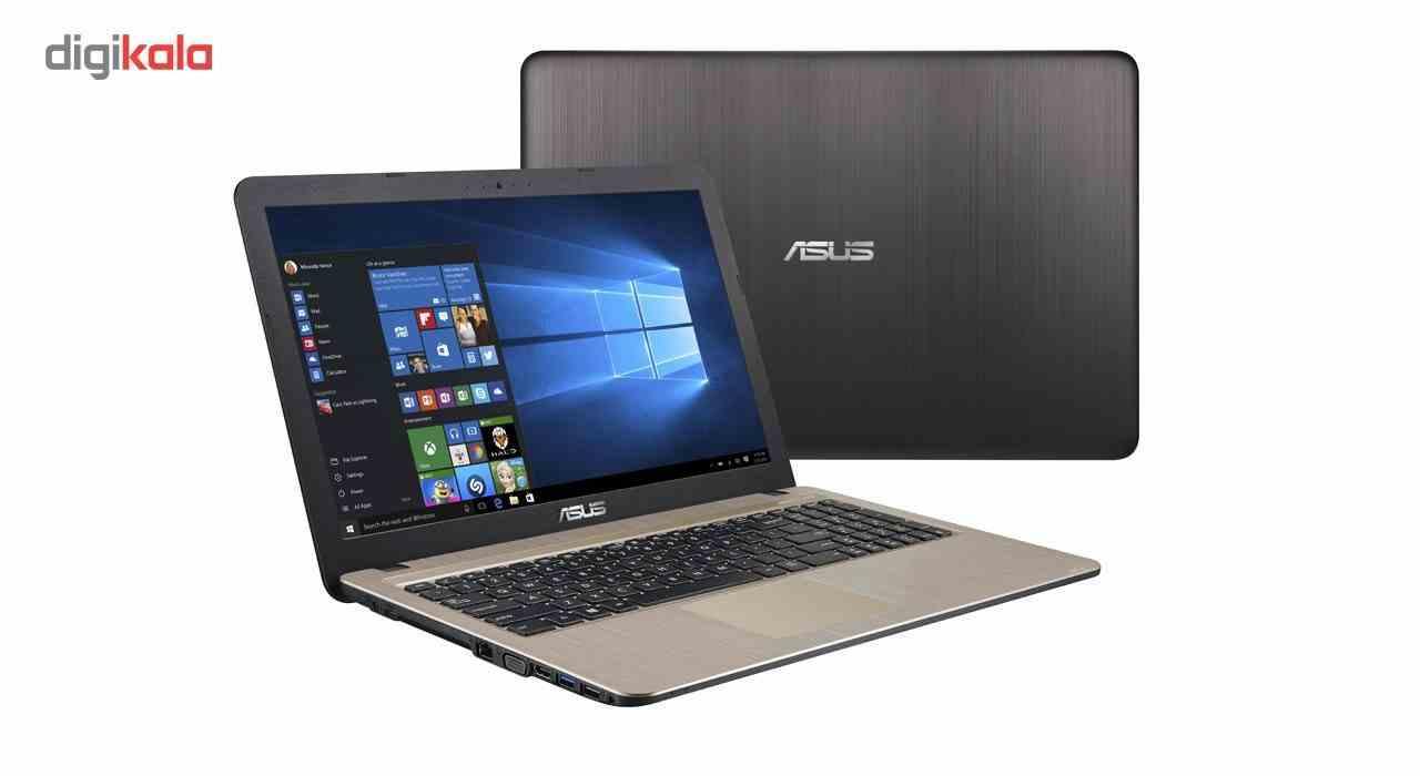 لپ تاپ 15 اینچی ایسوس مدل A540UP – F